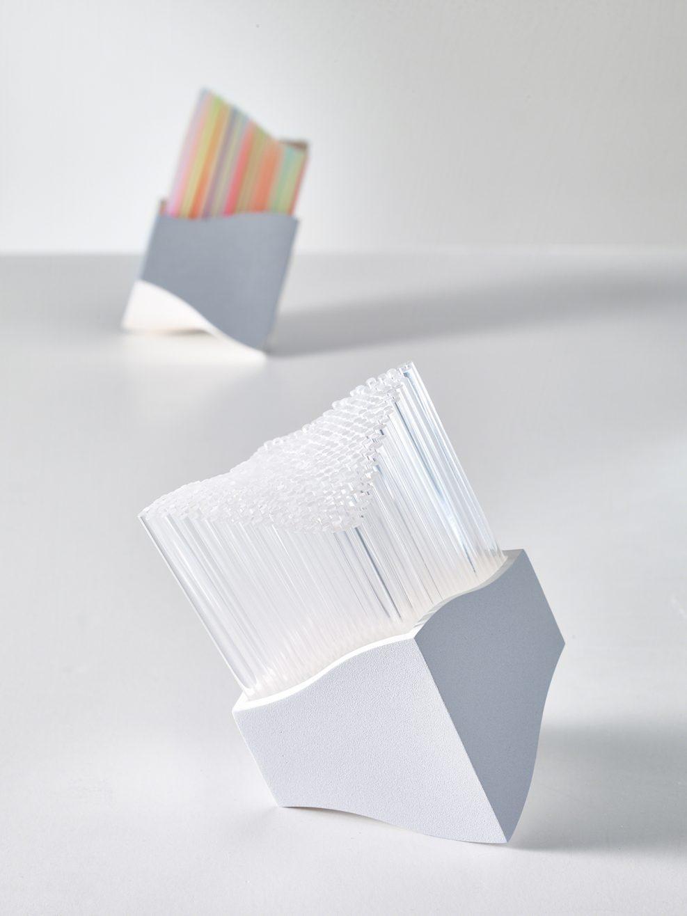 Kyra Spieker, Keramik, Glas, Frechen, Ausstellung, Kunst, Abstrakt, Produktfotografie, AR, Articus & Röttgen, Helge Articus, Fotografie