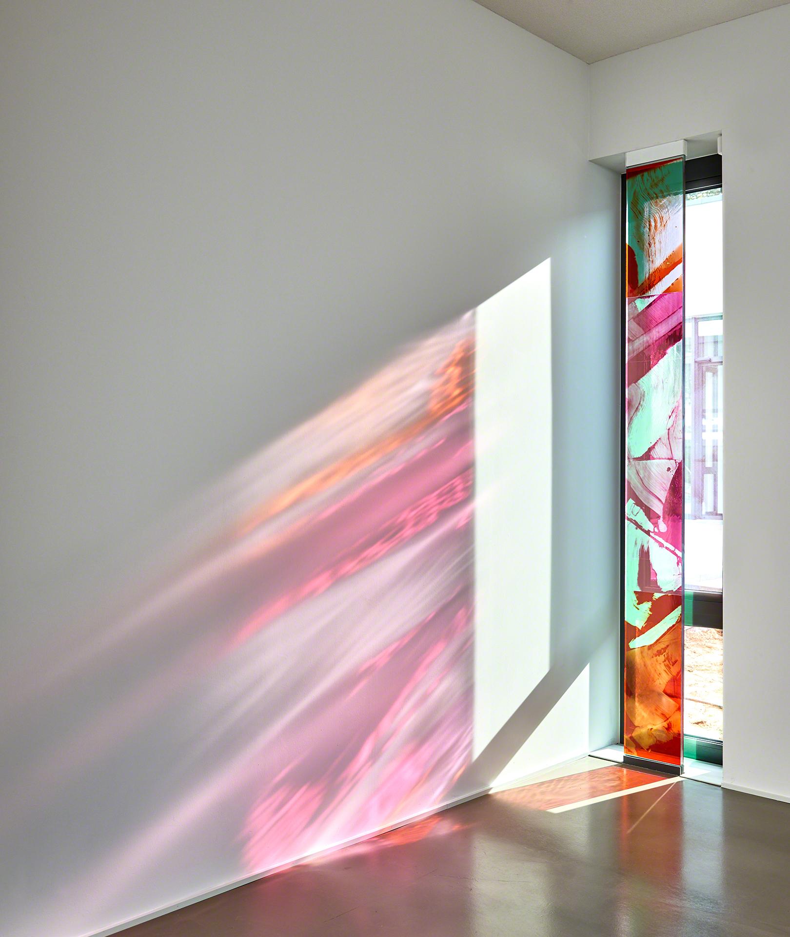 Lichtinstallation, Glas, Kunst, IKKG, A+R Fotografie, Glaskunst, Modern, Kapelle, Fotografie, Helge Articus, Articus & Röttgen Fotografie