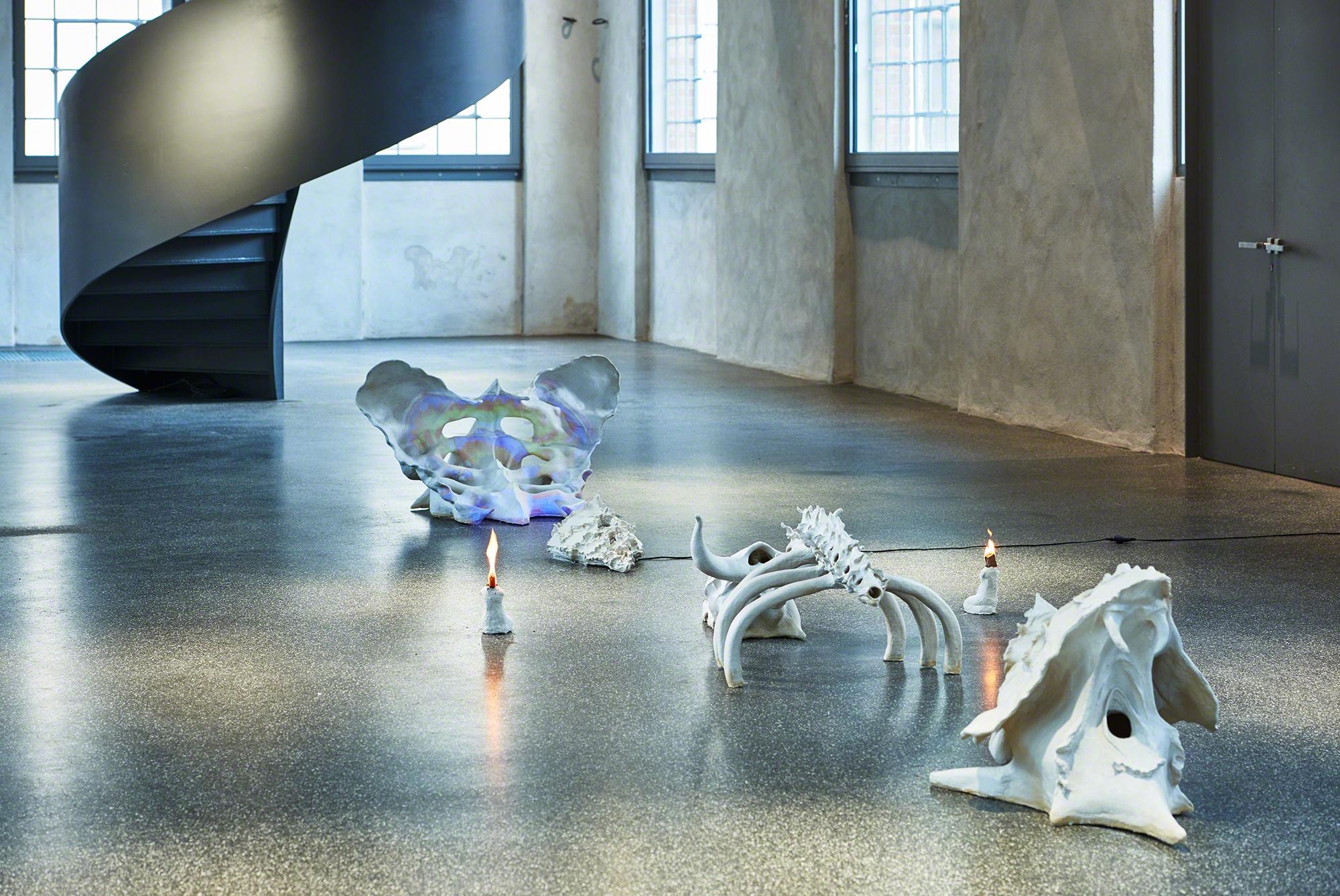 Niloufar Shirani,IKKG, Keramik, Installation, Sayner Hütte, Bendorf, Kunst, Skelett, Produkt, Fotografie, Produktfotografie, Articus und Röttgen Fotografie, Koblenz, Köln, Bonn, Brohl-Lützing